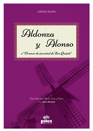 Aldonza y Alonso by Lorenzo Palomo