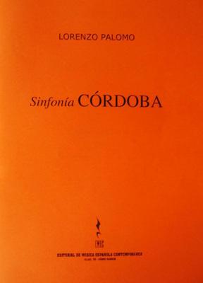 Sinfonía-Córdoba Lorenzo Palomo