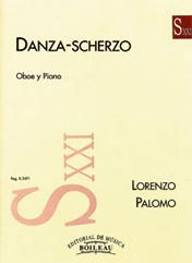 Danza-Scherzo by Lorenzo Palomo