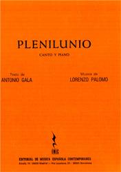 Plenilunio by Lorenzo Palomo