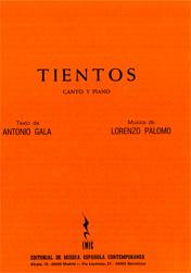 Tientos by Lorenzo Palomo