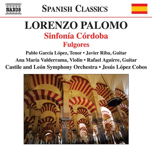 Foto Cover CD NAXOS (SinfoníaCórdoba &Fulgores)